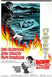Woman of Straw (1964) Poster - Movie Forum, Cast, Reviews