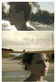 Hills Green Poster