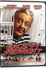 Back by Midnight Poster