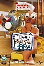 The Morph Files Poster