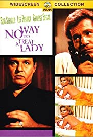 No Way to Treat a Lady (1968) Poster - Movie Forum, Cast, Reviews