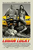 Daniel Craig, Channing Tatum, Riley Keough, and Adam Driver in Logan Lucky (2017)
