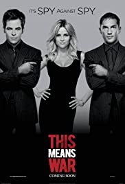 This Means War Poster