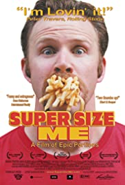 Super Size Me Poster