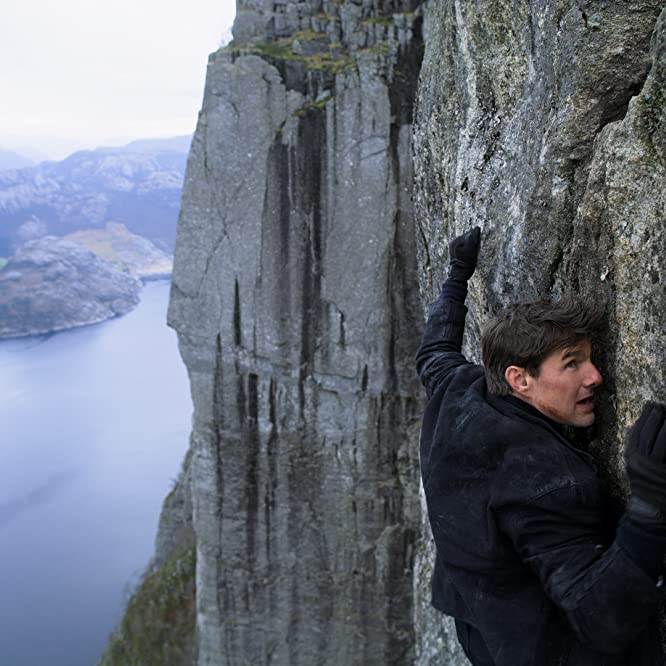 Tom Cruise in Mission: Impossible - Fallout (2018)