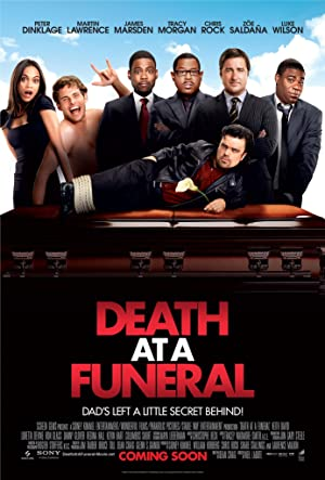 Death at a Funeral Pelicula Poster