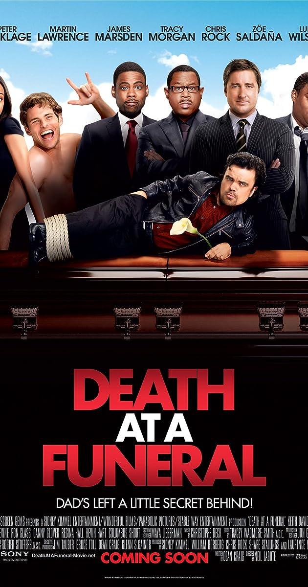 Death at a Funeral (2010) - IMDb