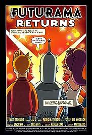 'Futurama' Returns Poster