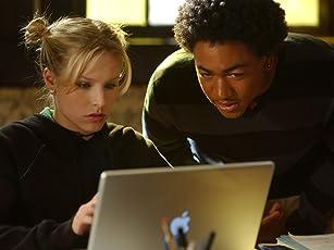 Kristen Bell and Percy Daggs III in Veronica Mars (2004)