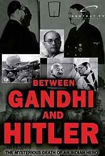 Conversation between hitler and gandhi