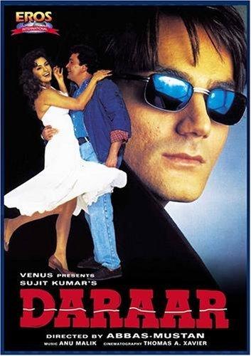Daraar (1996) Hindi 300MB DVDRip 480p x264