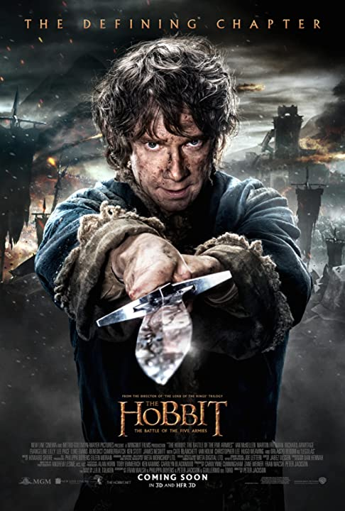 The Hobbit The Battle of the Five Armies 2014 EXTENDED 720p BRRip Dual Audio movies365.in