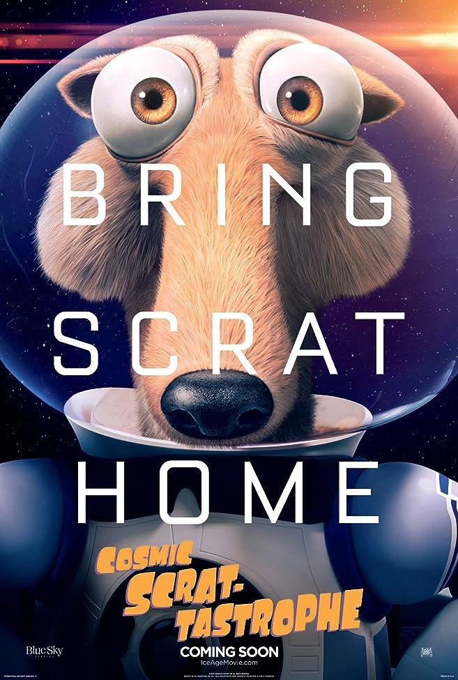 Blue Sky Studios' Ice Age: Cosmic Scrat-tastrophe Short Film 1