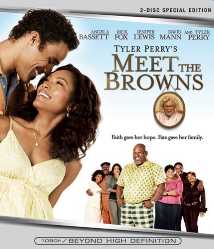 meet the browns tv show full cast and crew