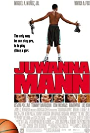 Juwanna Mann Poster