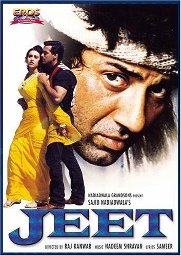 Jeet 1996 Hindi 720p HDRip x264 1.2GB