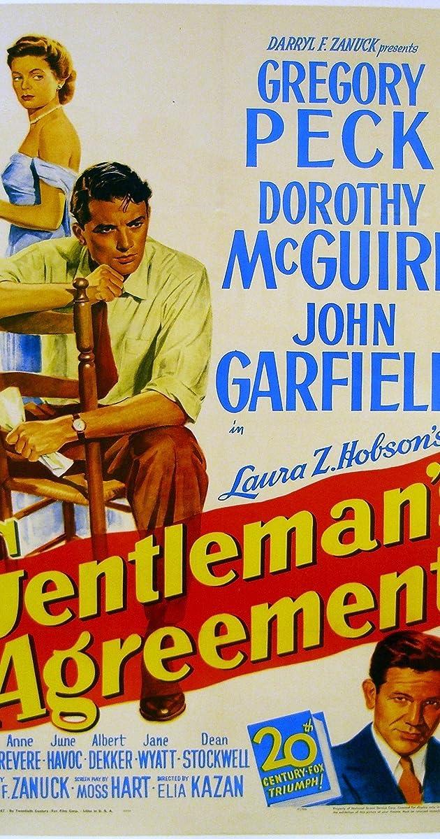 Gentlemans agreement 1947 imdb platinumwayz