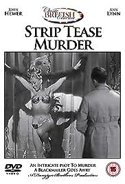 Strip Tease Murder Poster