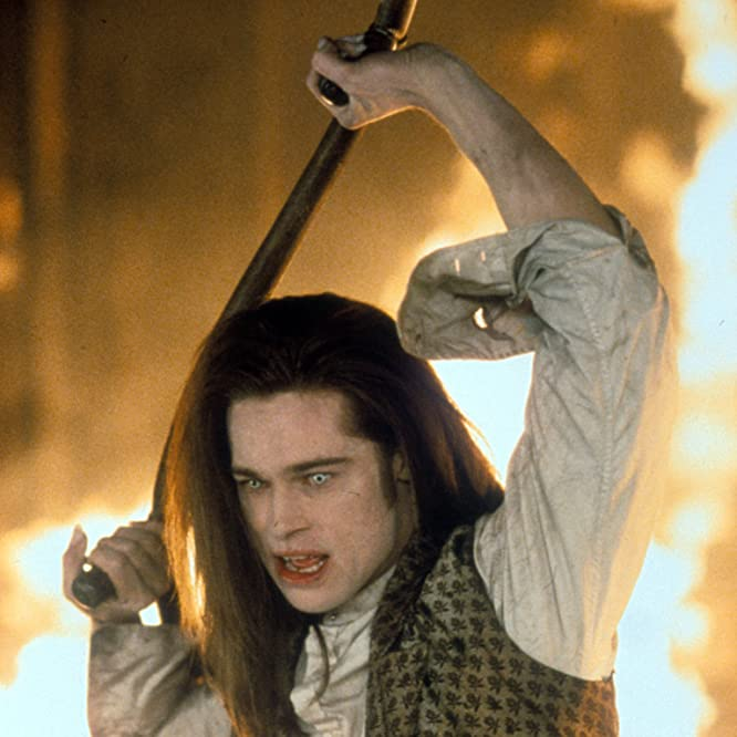 Brad Pitt in Interview with the Vampire: The Vampire Chronicles (1994)