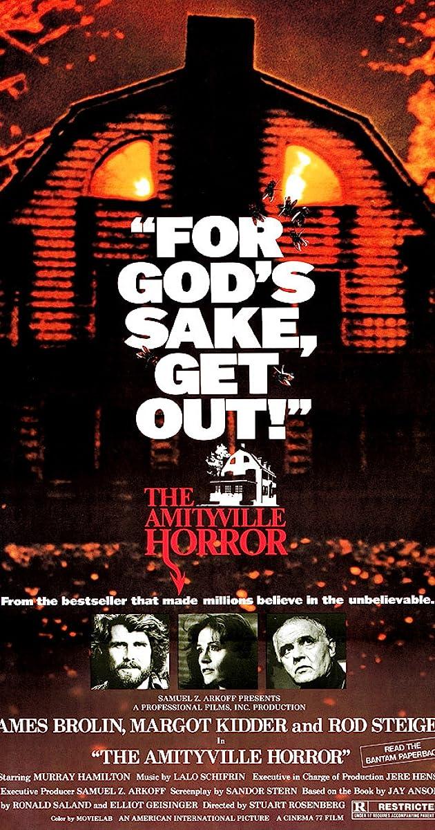 the amityville horror 1979 imdb