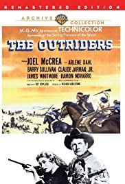 The Outriders(1950) Poster - Movie Forum, Cast, Reviews