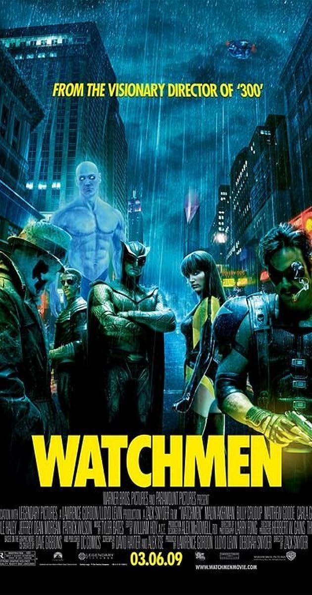 Watchmen Die Wächter Stream Deutsch