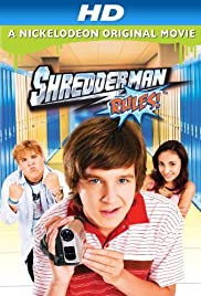Shredderman Rules (2007) Poster - Movie Forum, Cast, Reviews