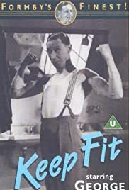 Keep Fit Poster