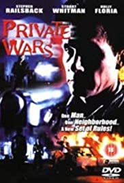 Private Wars Poster