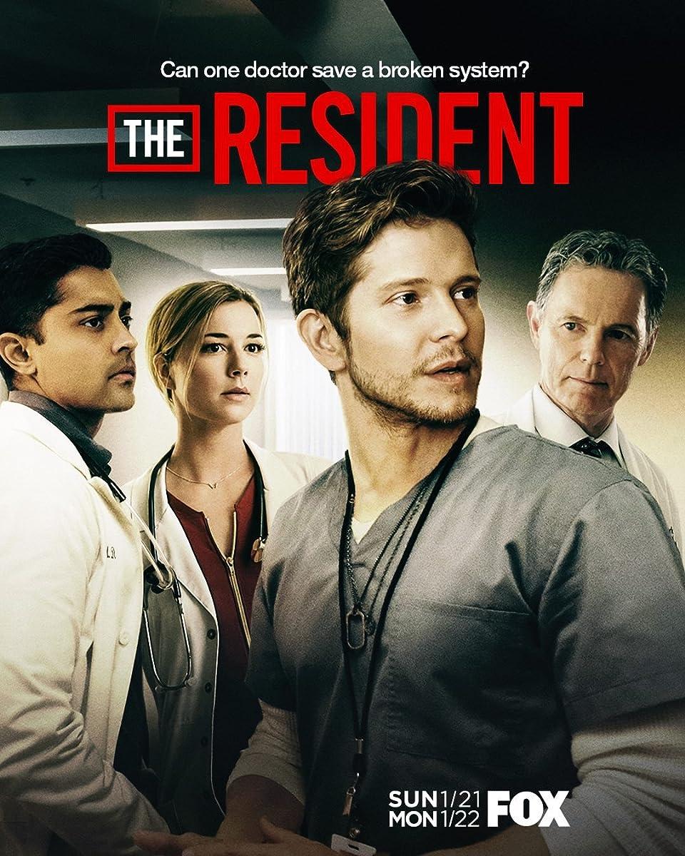 Rezidentas 1 Sezonas / The Resident Season 1 (2018)