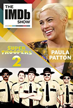 """Paula Patton lights up """"The IMDb Show"""" while discussing her new movie Traffik, and the Super Troopers 2 cast share what they'll be watching on 4/20."""