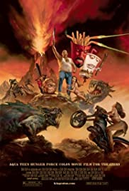 Aqua Teen Hunger Force Colon Movie Film for Theaters Poster