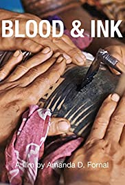 Blood & Ink Poster