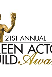 The 21st Annual Screen Actors Guild Awards Poster