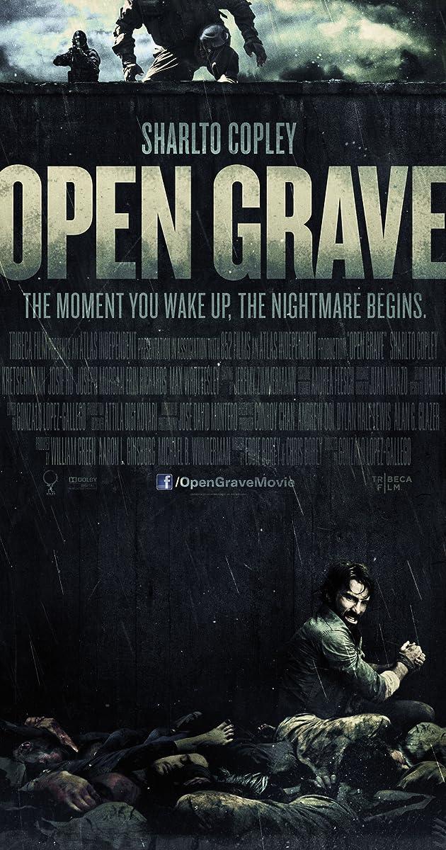 open grave trailer deutsch