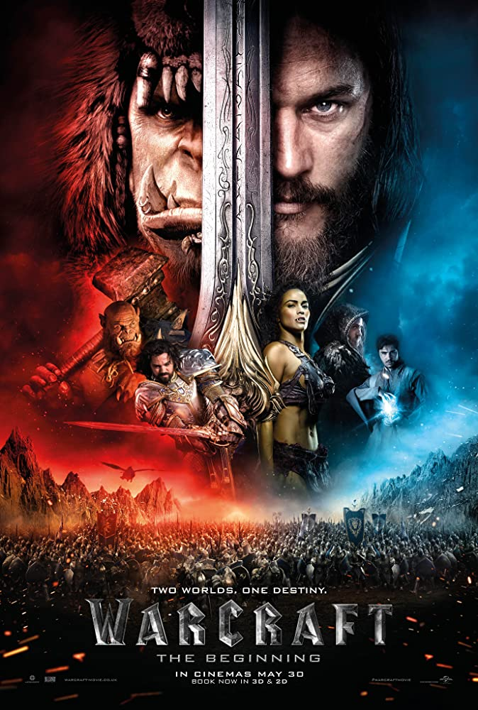 Warcraft The Beginning 2016 Bluray Dual Audio Watch Online Free download at Movies365