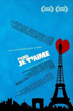 Paris, je t'aime watch online