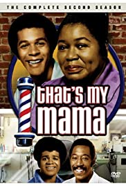 That's My Mama Poster
