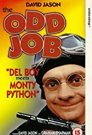 The Odd Job Poster