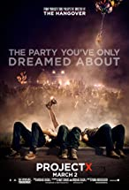 Primary image for Project X