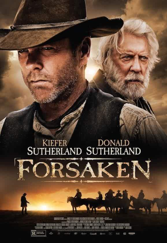 Forsaken (2015) Dual Audio 720p BluRay ESubs 900MB