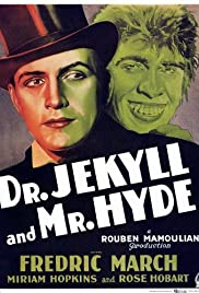 Dr. Jekyll and Mr. Hyde Poster