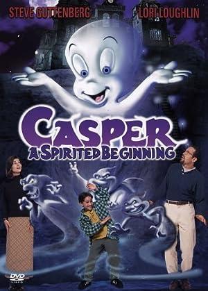 Casper: A Spirited Beginning poster