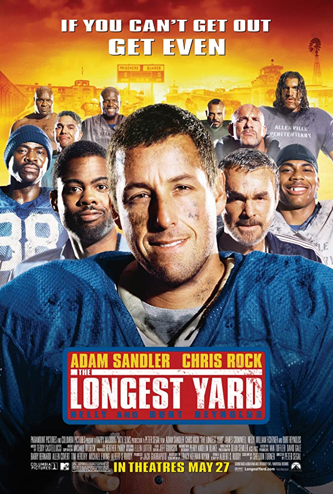 The Longest Yard 2005 720p Hindi WEB-DL Dual Audio Full Movie Download Watch Online At Movies365.in