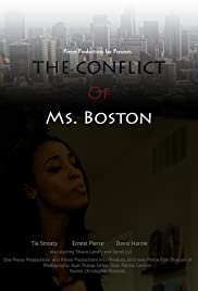 The Conflict of Ms. Boston Poster