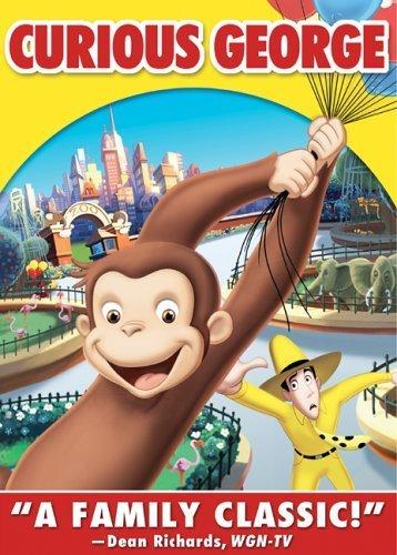 Curious George (2006) Dual Audio Hindi 250MB BluRay 480p x264 ESubs