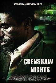 Crenshaw Nights Poster