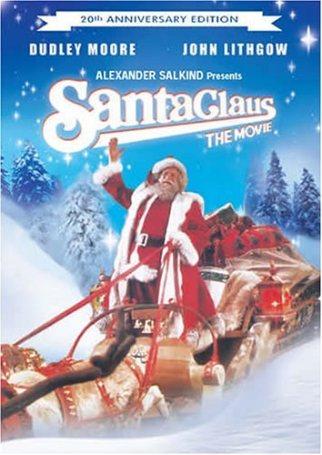 who played santa in santa claus the movie
