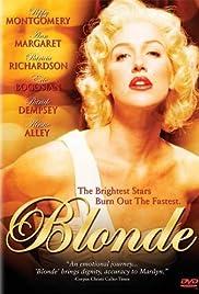 Blonde Poster