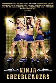 Ninja Cheerleaders(2008) Poster - Movie Forum, Cast, Reviews
